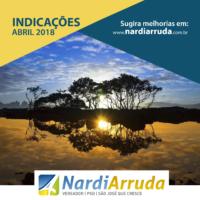 Indicações Nardi Arruda abril de 2018